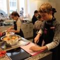"""Foto 9 von Kochkurs """"Teeniekochen wie Jamie Oliver"""", 19.01.2019"""