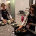 """Foto 82 von Kochkurs """"Teeniekochen wie Jamie Oliver"""", 19.01.2019"""